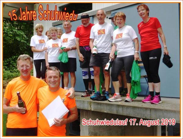 15 Jahre Schuhwiedu-Oberaudorf